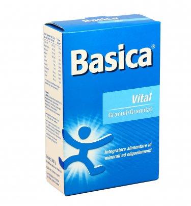 Basica Vital - Integratore Alimentare di Minerali ed Oligoelementi