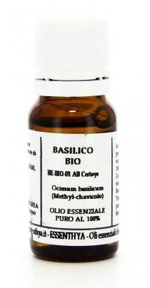 Basilico Bio - Olio Essenziale Puro