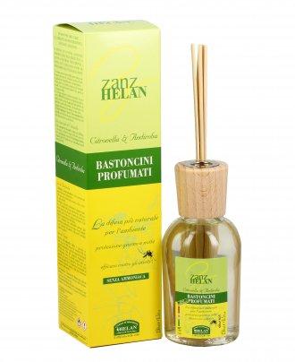 Bastoncini Profumati contro gli Insetti - ZanzHelan 250 ml