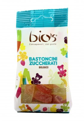 Bastoncini Zuccherati Bio