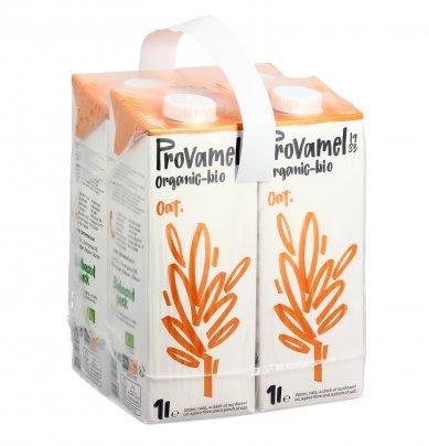 Bevanda Vegetale di Avena - Bauletto 4x1 litro