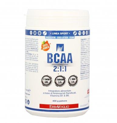 BCAA 2:1:1 Aminoacidi Ramificati, Vitamina B1 e B6