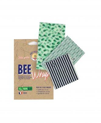 Pellicola Naturale per Alimenti 100% Biologica - Bee Wrap