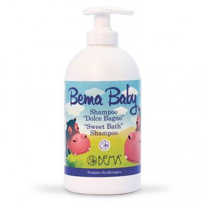 """Shampoo Bimbi """"Dolce Bagno""""- Bema Baby (senza confezione)"""