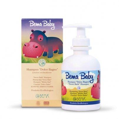 """Shampoo Bimbi """"Dolce Bagno""""- Bema Baby"""