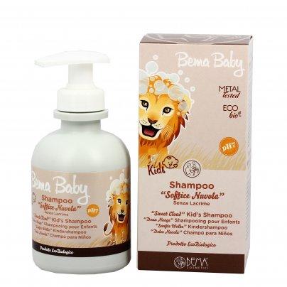 Shampoo Soffice Nuvola - Bema Baby