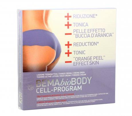 Kit Trattamento Anticellulite - Cell-Program Bio Body