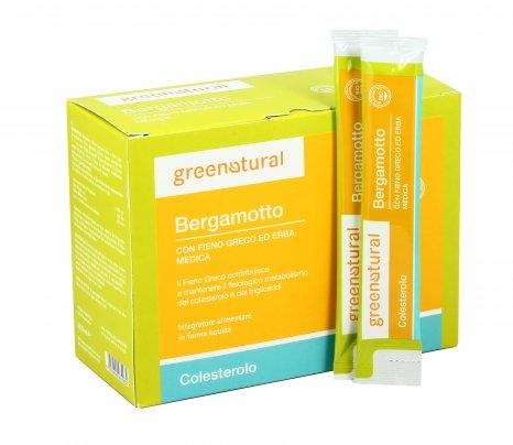 Bergamotto - Integratore per Colesterolo 20 Bustine Monodose (200 ml)