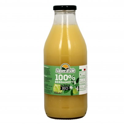 100% Bergamotto da Bere 750 ml
