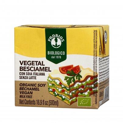 Salsa Vegetale di Soia tipo Besciamella
