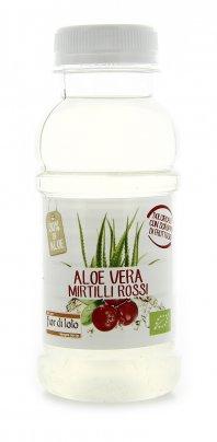 Drink Aloe Vera e Mirtilli Rossi Bio