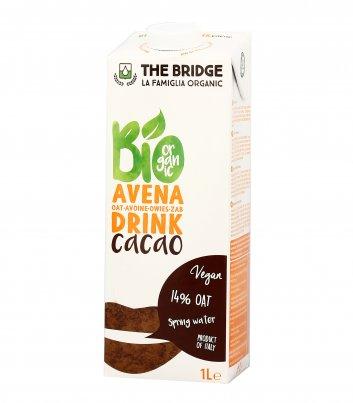 Bevanda Bio di Avena con Cacao