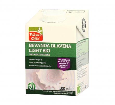 Bevanda di Avena Light Bio