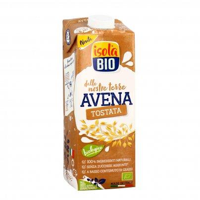 Bevanda Vegetale di Avena Tostata Bio