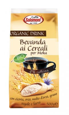 Bevanda ai Cereali per Moka