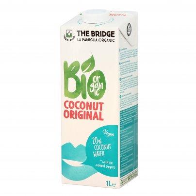 Bevanda Vegetale al Cocco Bio