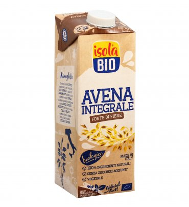 Bevanda di Avena Integrale Bio