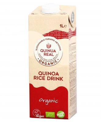 Bevanda Vegetale di Quinua Real e Riso Bio