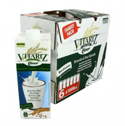 Bevanda di Riso - Vitariz - 6x1L Bauletto
