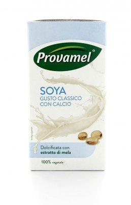 Bevanda di Soia Gusto Classico con Calcio - Provamel 500 ml
