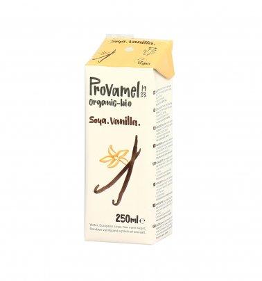 Bevanda di Soia e Vaniglia Bio 250 ml