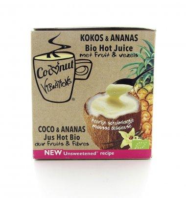 Bevanda Solubile Biologica - Coconuts Vibrations Bio Classic Love - Bustine 4 X 30 gr.