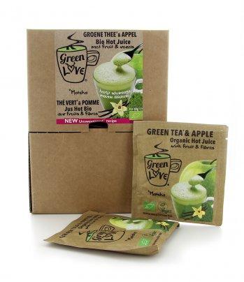 Bevanda Solubile Biologica - GreenLove Bio Fan Box - Bustine 26 X 30 gr.