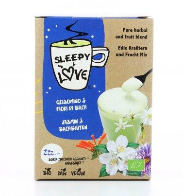 Bevanda Solubile Biologica - SleepyLove Bio Classic Love - Bustine 5 X 18 gr.