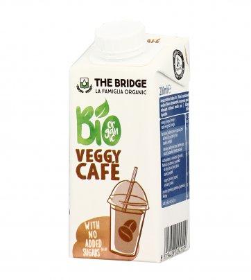 "Bevanda con Riso, Mandorla e Caffè ""Bio Veggy Cafè"""