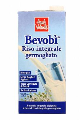 Bevanda di Riso Integrale Germogliato - Bevobì