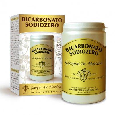 Bicarbonato Sodiozero - Sale Minerale Alcalino in Polvere