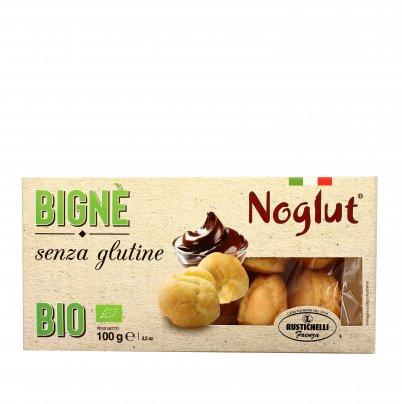 """Bignè Biologici Senza Glutine """"Noglut"""""""
