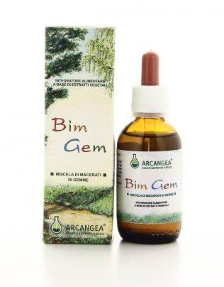 Bim Gem - Integratore Alimentare a base di Estratti Vegetali