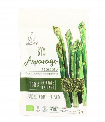 Asparago Bio Essiccato