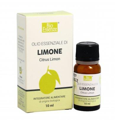 Limone Bio Olio Essenziale