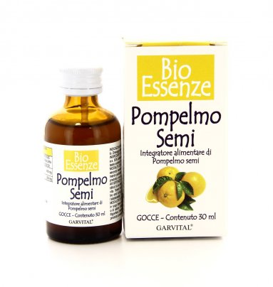 Bio Essenze - Pompelmo Semi Gocce