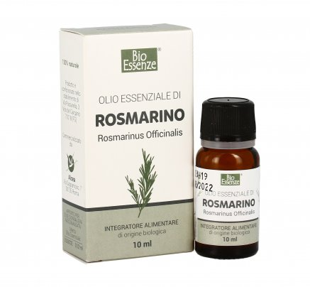 Olio Essenziale - Rosmarino Bio