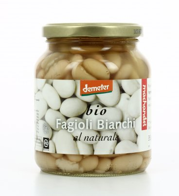 Fagioli Bianchi al Naturale Bio