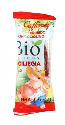 Gelatina alla Ciliegia - Bio Gelees