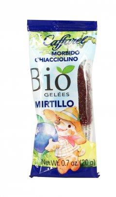 Caramella Gommosa al Mirtillo - Bio Gelees