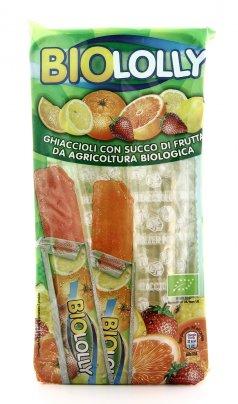 Biololly - Ghiaccioli con Succo di Frutta