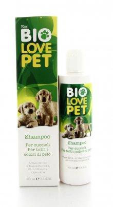 Eco Bio Love Pet - Shampoo per Cuccioli