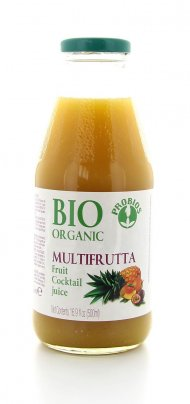 Multifrutta Juice Bio Organic