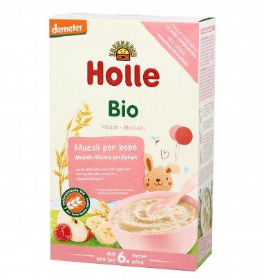 Muesli per Bebè Bio - Pappa ai Cereali