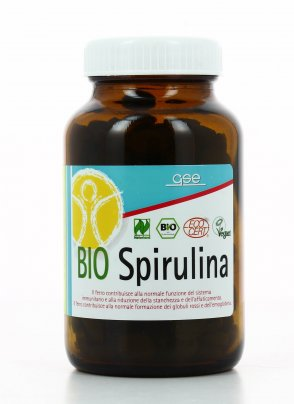 Integratore Naturale - Bio Spirulina in Compresse