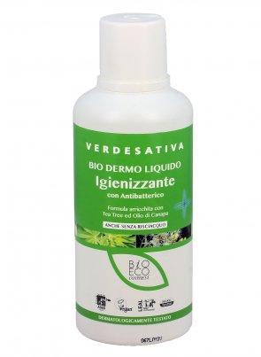 Detergente Bio Dermo Liquido Con Antibatterico