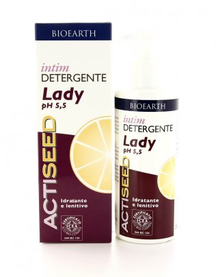 Actiseed Detergente Intimo - Menopausa