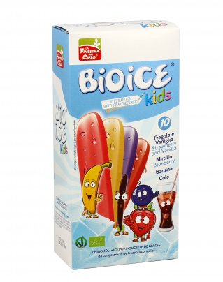 Ghiaccioli Bioice Kids