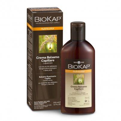 Crema Balsamo Capillare per Capelli Tinti - Biokap Nutricolor