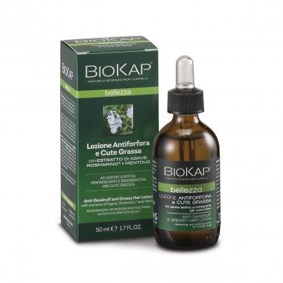 Biokap - Bellezza Lozione Antiforfora e Cute Grassa